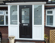 TLC composite doors