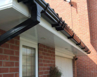 TLC upvc gutters and downpipes