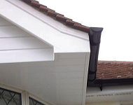 TLC upvc soffits